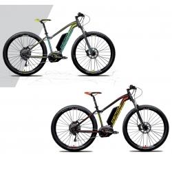 Biciclette ElettricheGEPIDARUGA mtb, ruote 29 modello 2017