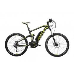 Biciclette ElettricheGEPIDAASGARD 1000 ruote 27,5 nero/giallo