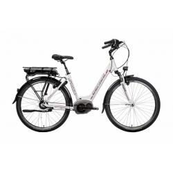 Biciclette ElettricheGEPIDAREPTILA 900 ruote 26 donna bianco