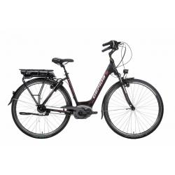 Biciclette ElettricheGEPIDAGEPIDA bicicletta elettrica REPTILA 1000 ruote 28 donna nero