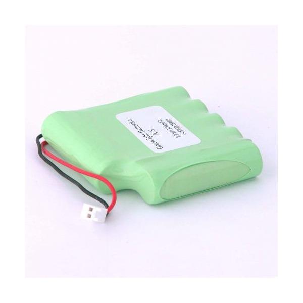 GLOBUS  Pacco batteria per Premium 200, Activa 600, Genesy 1000 / 1200  Ricambi elettrostimolatori
