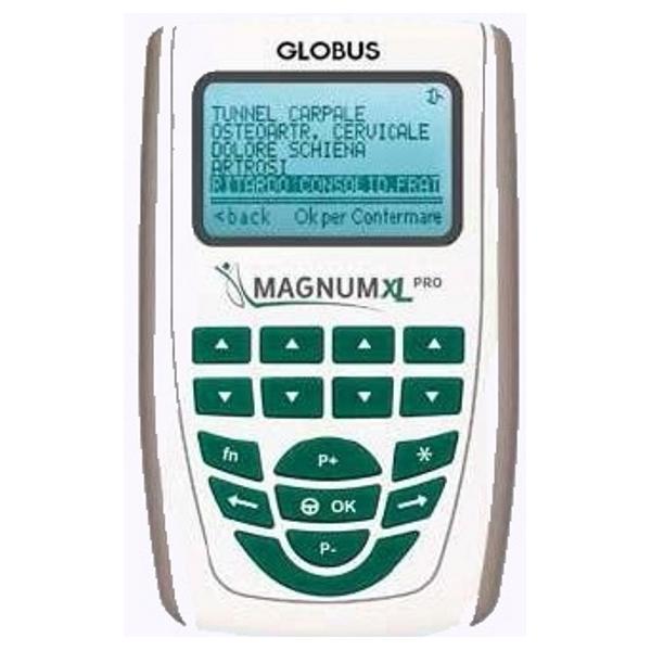 GLOBUS  Magnum XL Pro con solenoidi rigidi   Magnetoterapia