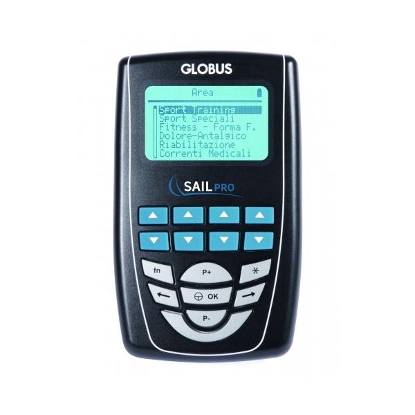 GLOBUS  Sail Pro + omaggi  Elettrostimolatori