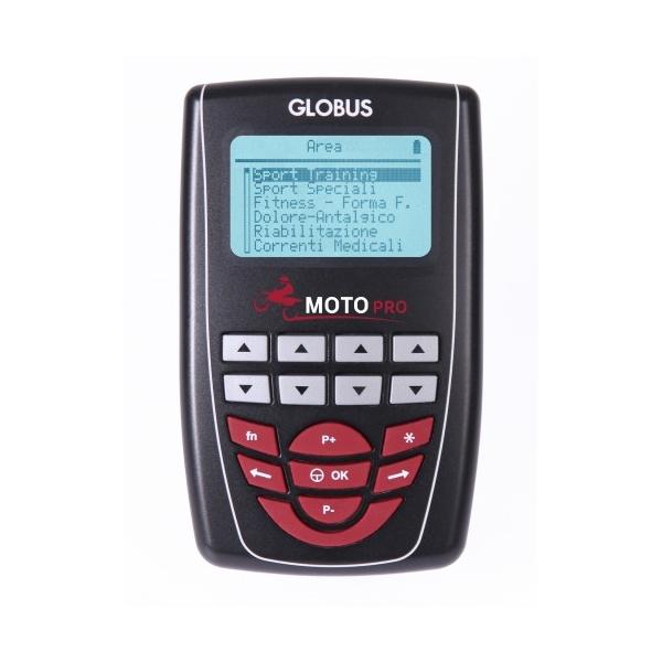 GLOBUS  Moto Pro + omaggi  Elettrostimolatori