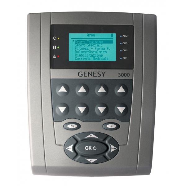 GLOBUS  Genesy 3000   Elettrostimolatori  (invio gratuito)