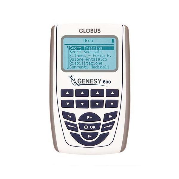 GLOBUS  Genesy 600 + omaggi  Elettrostimolatori  (invio gratuito)