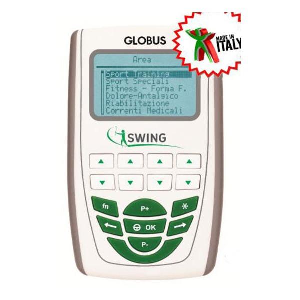 GLOBUS  Swing + omaggi  Elettrostimolatori  (invio gratuito)