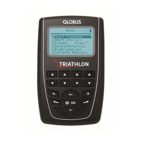 GLOBUS  Triathlon  Elettrostimolatori  (invio gratuito)