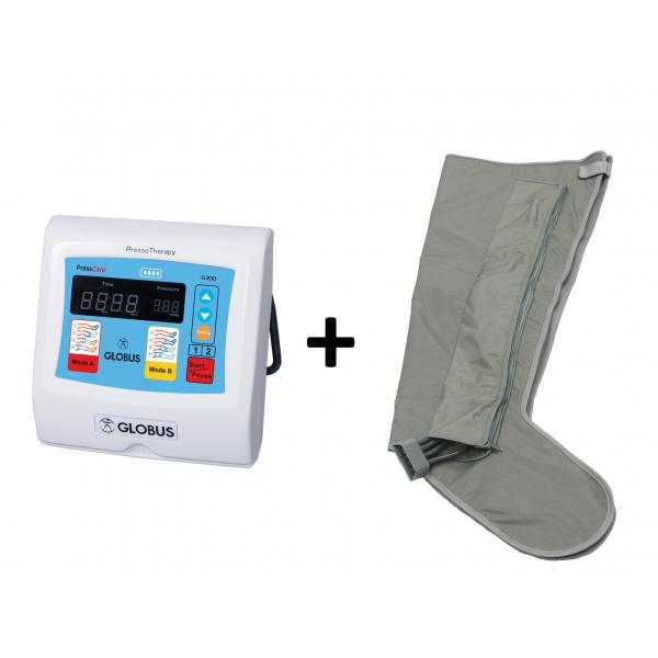 GLOBUS  PressCare G200-1 con 1 gambale  Pressoterapia