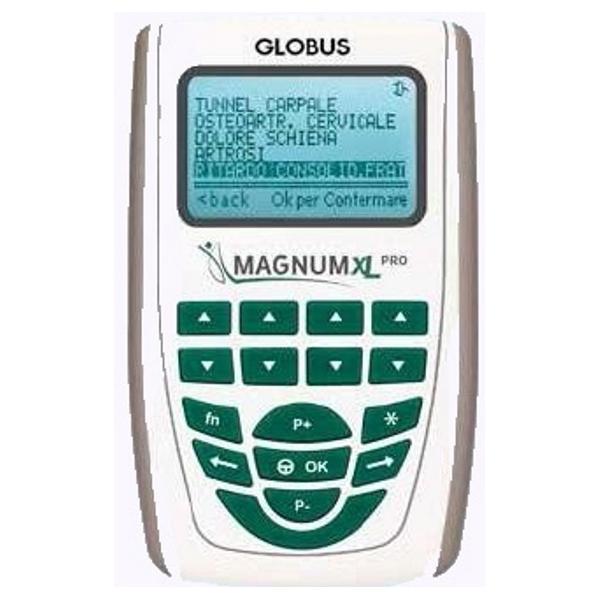 GLOBUS  Magnum XL Pro con solenoidi flessibili   Magnetoterapia