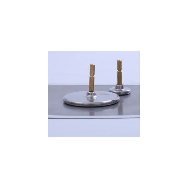 GLOBUS  Elettrodo Resistivo diametro 50 mm per tecarterapia  Tecar Terapia