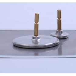 Tecar TerapiaGLOBUSElettrodo Resistivo diametro 70 mm per tecarterapia