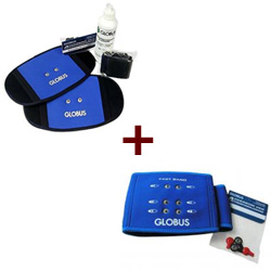 GLOBUS  Fast Body Kit  Accessori Elettrostimolatori