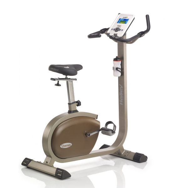 HALLEY FITNESS  Upright Domos  Cyclette Ciclocamera