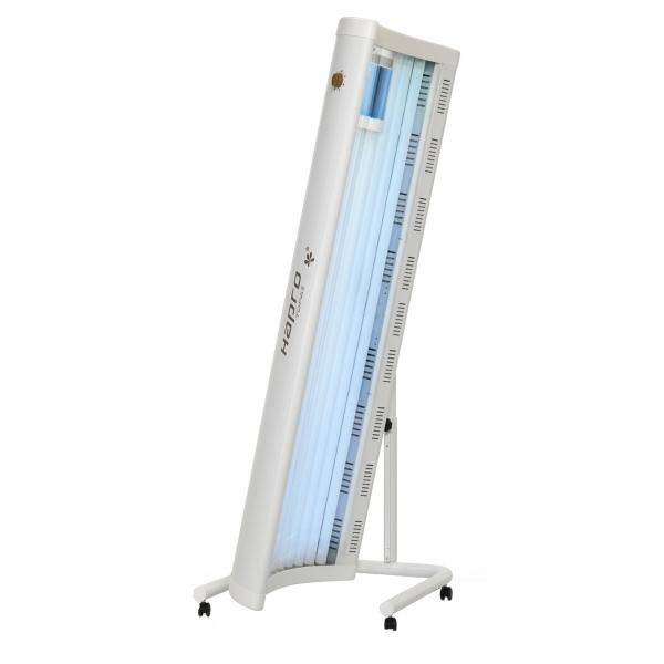 HAPRO  Solarium orientabile Topaz a 10 lampade  Solarium