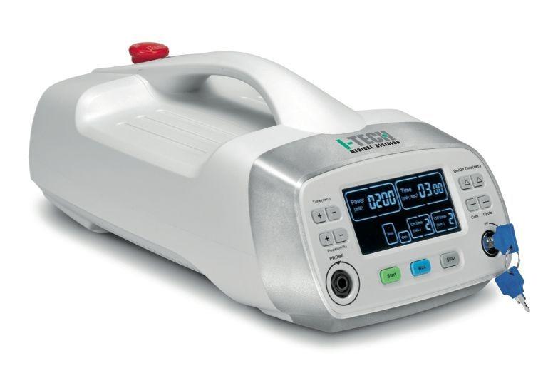 I-TECH  LA500  Laserterapia  (invio gratuito)