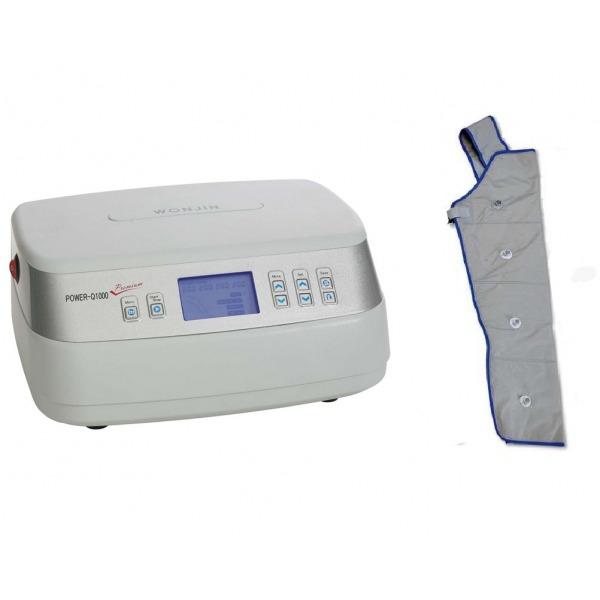 Pressoterapia I-Tech Q1000 Premium Arm1 Con 1 Bracciale