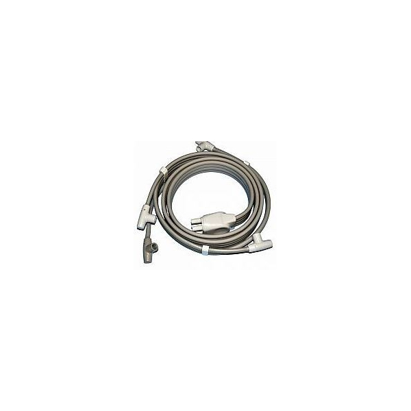 I-TECH  Connettore a 4 tubi per bracciale singolo, gambale singolo o fascia addominale  Accessori Pressoterapia