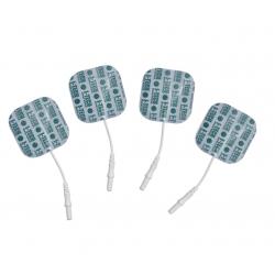 ElettrodiI-TECH4 Elettrodi 48 x 48 mm attacco a cavetto