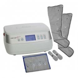 PressoterapiaI-TECHQ1000 Premium L/A con 2 gambali e fascia addominale