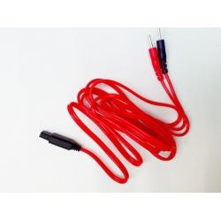 Ricambi elettrostimolatoriI-TECHCavo a spinotto rosso per T-One