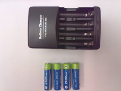 Accessori Elettrostimolatori I-TECH Batterie per T-One Energy, Mio-Care, Evo II, Mag 1000