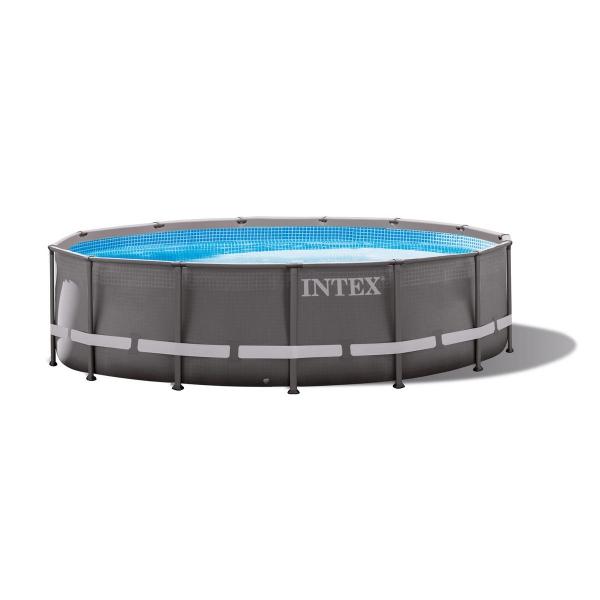 intex  Ultra Frame rotonda 427x107  Piscine fuori terra