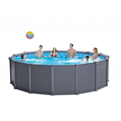 Piscine fuori terra intex Graphite 478x124