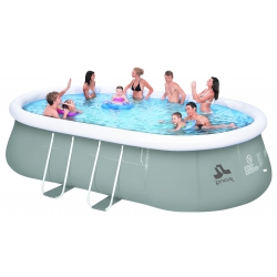 Piscine fuori terra JILONG Chinook Grey 540