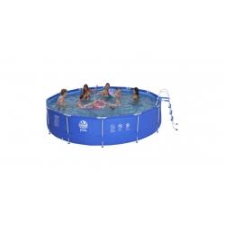 Piscine fuori terraJILONGSirocco Blue Set 450x90 cm