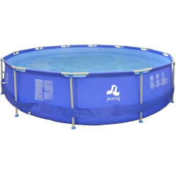 Piscine fuori terraJILONGSirocco Blue Set 420x84 cm