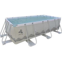 Piscine fuori terra JILONG PASSAAT GREY 400x200x99 cm