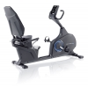 Recumbent S con Fascia Cardio e World Tour