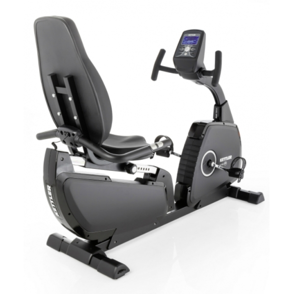 KETTLER  Giro R Black Edition Recumbent  Cyclette Ciclocamera