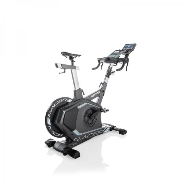 KETTLER  Racer S con fascia cardio e World Tour 2.0 Up-grade  Gym bike