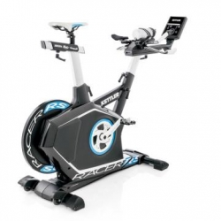 Gym bike KETTLER Racer RS Limited Edition + fascia cardio + World Tours 2.0