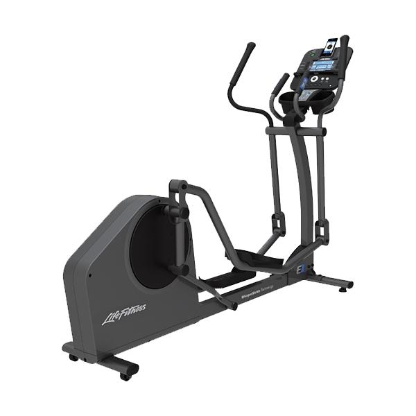 Life Fitness  E1 Go  Ellittica  (invio gratuito)