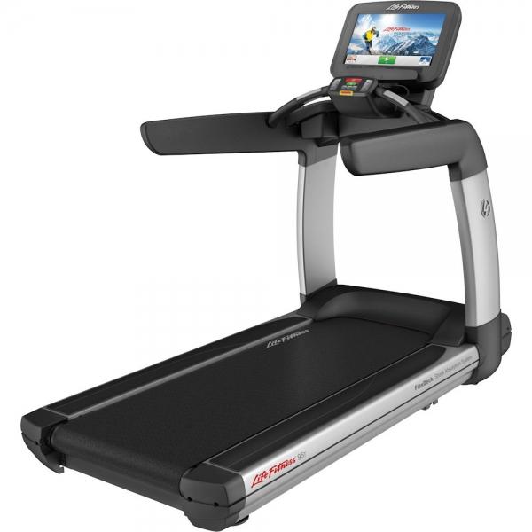Life fitness pcst se platinum club series for Club piscine fitness tapis roulant