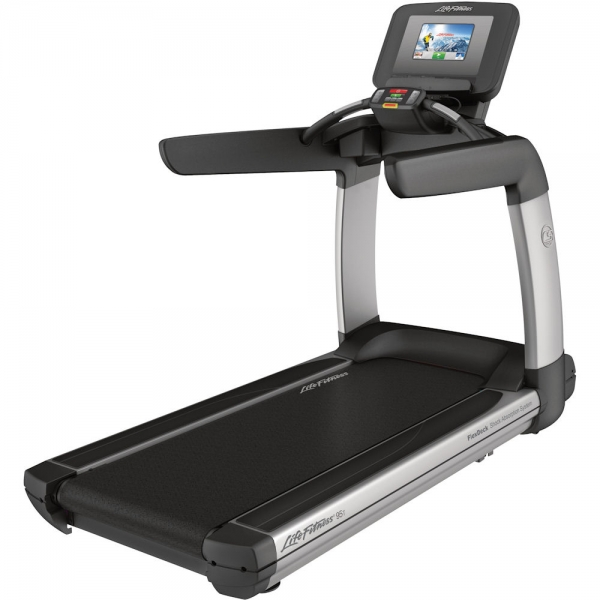 Life Fitness   Platinum Club Series PCST Discover  SI  Tapis roulant
