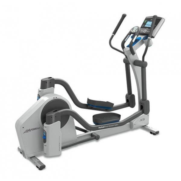 Life Fitness  X5 Go  Ellittica