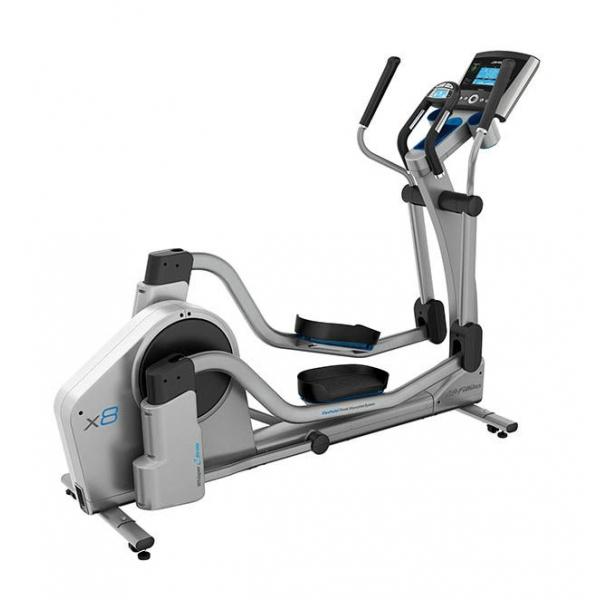 Life Fitness  X8 Go  Ellittica