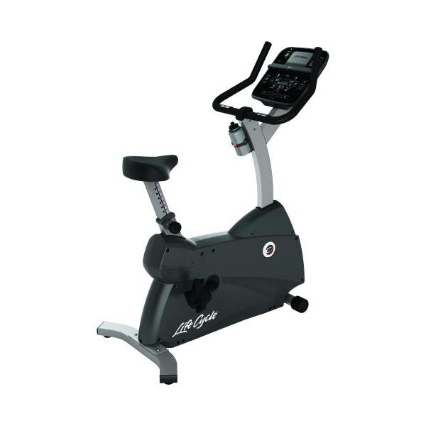 Life Fitness  C1 Track Connect  Cyclette Ciclocamera  (invio gratuito)