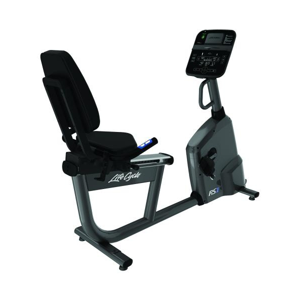 Life Fitness  RS1 Track Connect  Cyclette Ciclocamera  (invio gratuito)