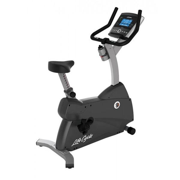 Life Fitness  C1 Go  Cyclette Ciclocamera  (invio gratuito)