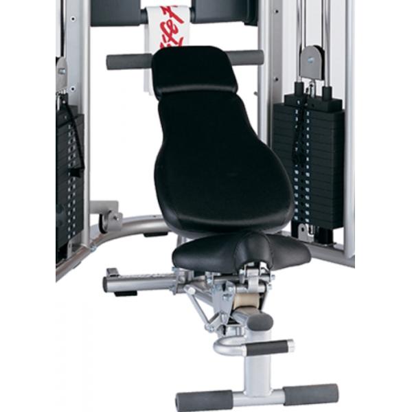Life Fitness  Panca regolabile opzionale per G7  Panche ginniche