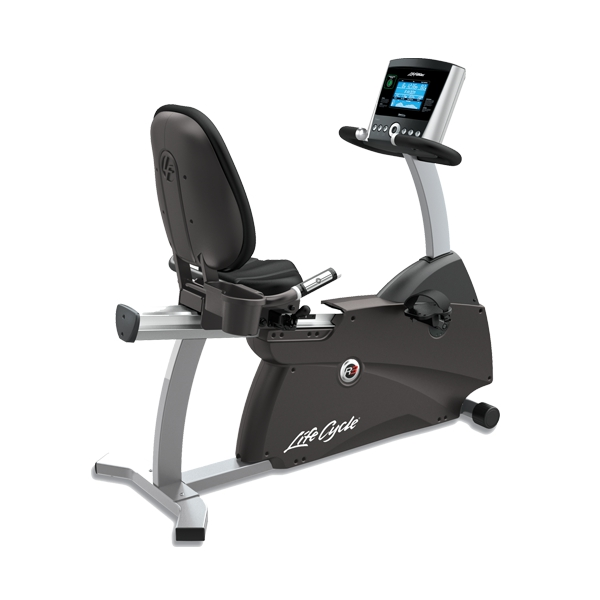 Life Fitness  RS3 Go  Cyclette Ciclocamera