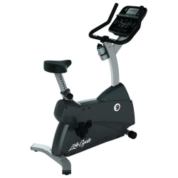 Cyclette Ciclocamere LIFE FITNESS C1 Track Connect