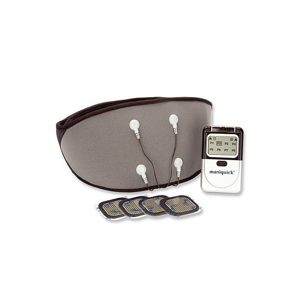 MANIQUICK  Therapy Quick Fascia TENS schiena  Elettrostimolatori