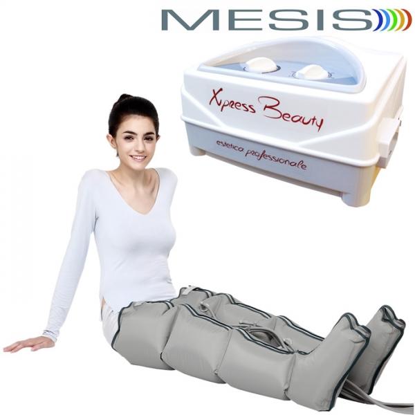 Mesis  Xpress Beauty con 2 gambali   Pressoterapia  (invio gratuito)