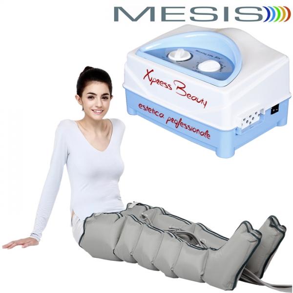 Mesis  Xpress Beauty Six professionale con 2 gambali   Pressoterapia  (invio gratuito)